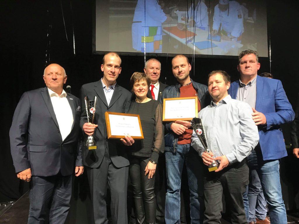 Prijsuitreiking van de beste slagers van België 2018 op Eurobeef in Meat Expo Kortrijk | foto1