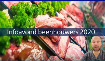 Infoavond Beenhouwers 2020 | Filmverslag van het FAVV