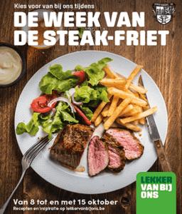 Week van de Steak-Friet