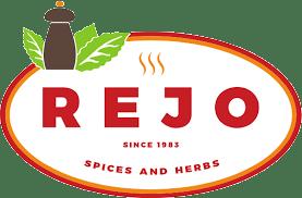 Logo Rejo Spices een bron van een inspiratie en advies voor de slagerij