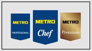 Metro huismerken | Ontdek de meerwaarde van METRO's professionele huismerken